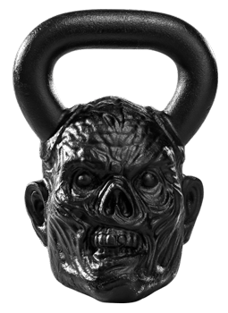 Onnit kettlebell Zombie Bell Ghostface thrilla